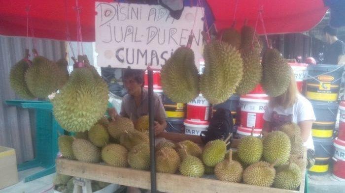 4 Jenis Durian Unggul Asli Bangka yang Menggugah Selera