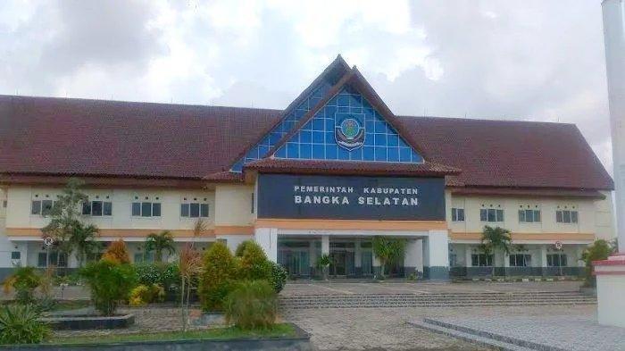 Profil Kabupaten Bangka Selatan, Nama-nama Bupati dan Sejarah Pembentukannya