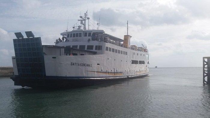 Jadwal dan Tarif Tiket Kapal Ferry Muntok - Tanjung Api Api, Kapal Dilengkapi Fasilitas Mewah