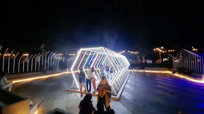 Wilhemina Park, Museum Timah dan Jembatan Emas Tempat Rekreasi di Kota Pangkalpinang