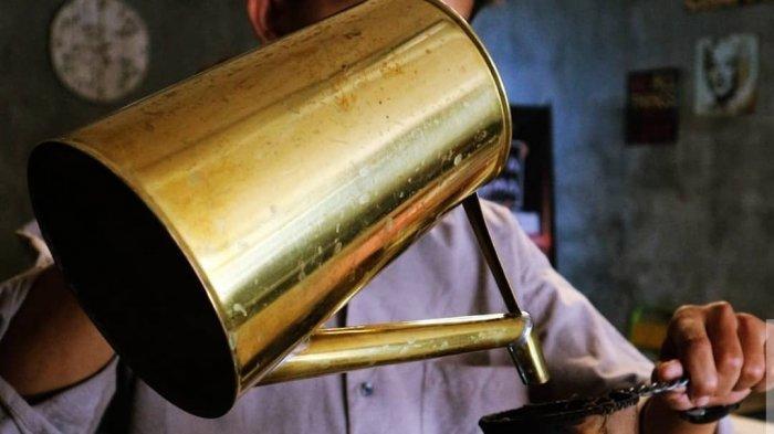 Kotalama Koffie Alternatif Tempat Ngopi Asyik di Banjarmasin