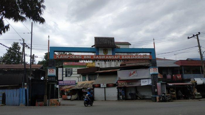 Kunjungan ke Kampung Sasirangan Banjarmasin Kini Mulai Ramai Lagi