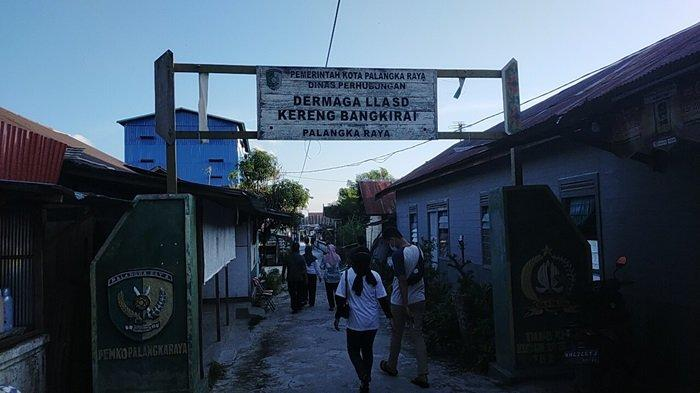Wisata Kalsel Dermaga Kereng Bengkirai Palangkaraya, Bisa Rapat di Atas Kapal Sekaligus Susur Sungai