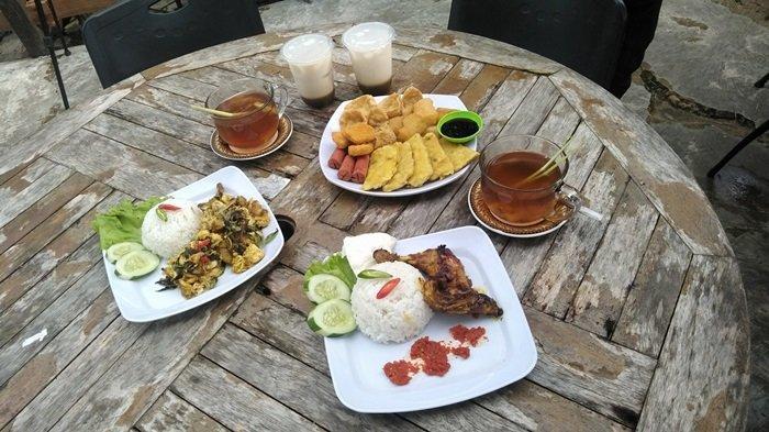 Menu Makanan Minuman di Kopi Mbaroh Landasan Ulin Banjarbaru yang Wajib Dicoba