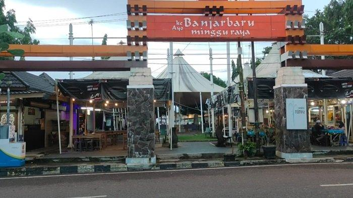 Minggu Raya Banjarbaru, Sentra Kuliner di Pusat Kota Idaman Diramaikan Ragam Pertunjukan Seni