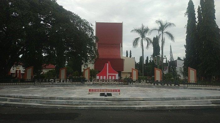 Museum Lambung Mangkurat Kalsel di Banjarbaru, Diusulkan Ada Area Fasilitas Pejualan Sovenir - Museum-Lambung-Mangkurat-Provinsi-Kalsel-Jalan-A-Yani-Km355-Banjarbaru.jpg