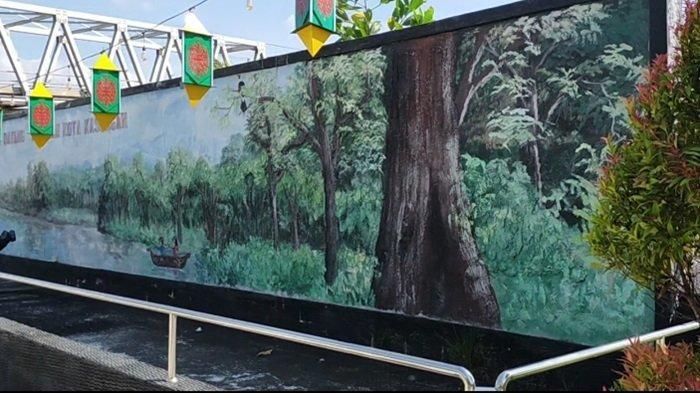 Taman Kota Green Kasongan Kabupaten Katingan Kalteng, Banyak Lokasi Potensi Wisata Belum Tergarap