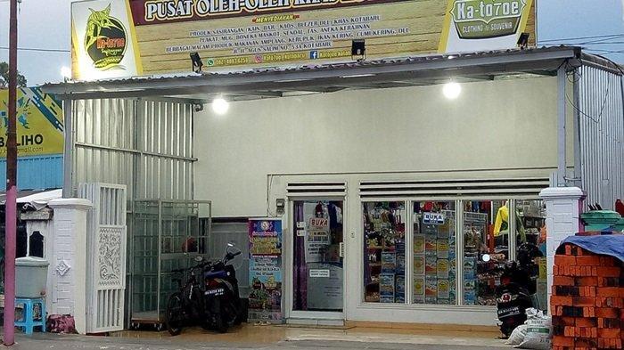 Kerupuk dan Amplang Kotabaru Merambah Pasar Hingga Luar Daerah