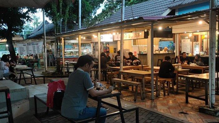 Minggu Raya Banjarbaru, Pusat Kuliner Tertua di Kota Banjarbaru Kalsel