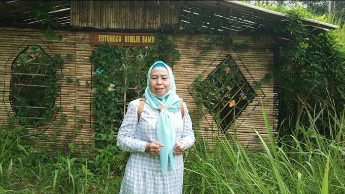 Spot tersisa di Sungai Kupang Desa Atiran Kabupaten HST yang ,kini tak lagi dikelola.