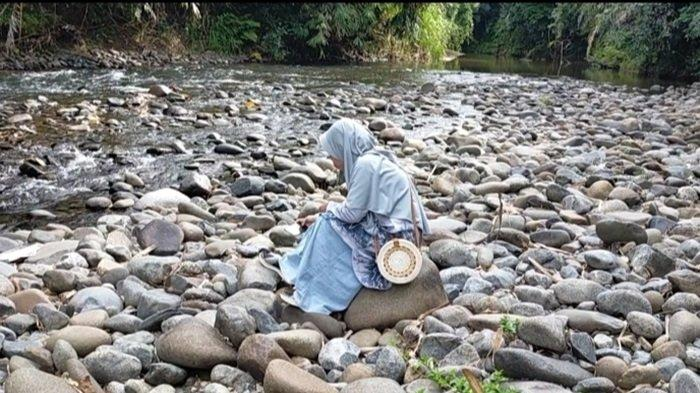 Sungai Atiran Berpantai Kabupaten HST, Ada Spot Sungai Kupang Tak Lagi Dikelola Pascabanjir