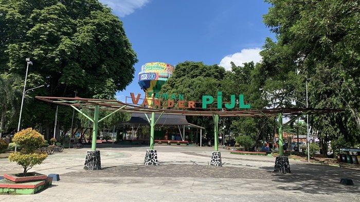Taman Van der Pijl Banjarbaru, RTH Serbaguna di Kota Idaman Asyik Buat Bersantai Semua Kalangan