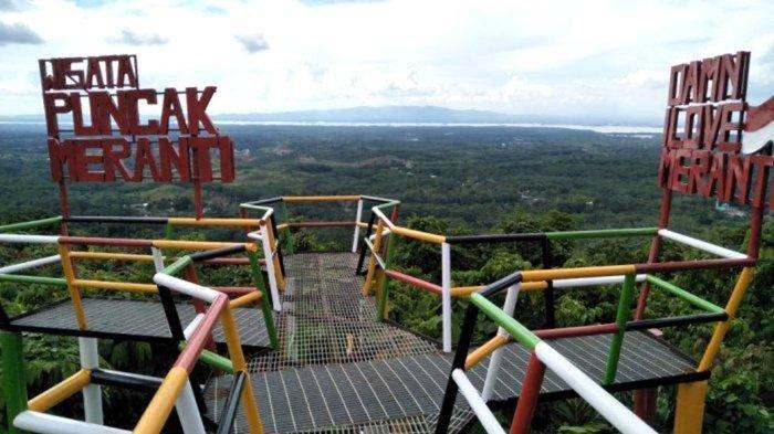 Wisata Kalsel Hutan Meranti Kotabaru, Pengunjung Bisa Lihat Langsung Penangkaran Rusa - Wisata-Hutan-Meranti-Kotabaru-di-puncak.jpg
