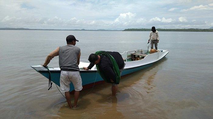 Wisata Pulau Burung Kabupaten Tanahbumbu, Bisa Gunakan Kapal Angkutan Pulau Burung atau Carteran