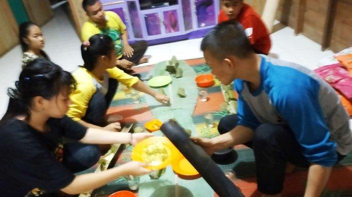Bertahan Dua Hari Tidak Basi, Kini Nasi Humbal Khas Loksado Menu Favorit Wisatawan