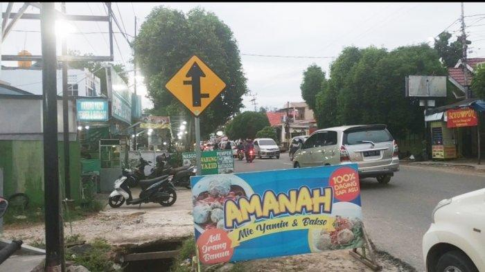 Jalan Karang Anyar Banjarbaru Jadi Kawasan Kuliner bak Malioboro, ini Penjelasan Camat