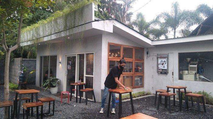 Hello Coffee Jadi Pilihan Ngopi Keren di Banjarmasin, Punya Spot Instagramable