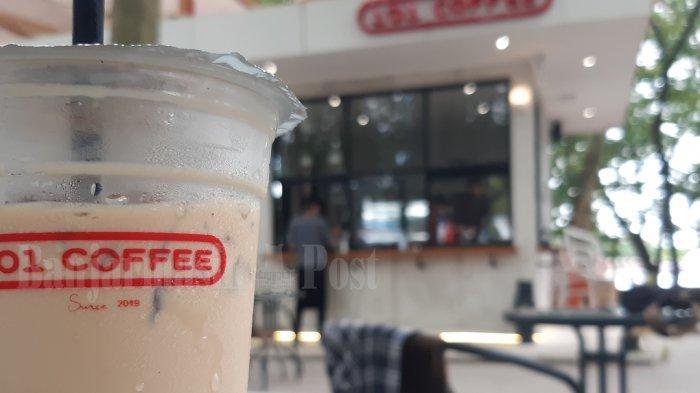 Kafe 101 Coffee Jadi Alternatif Baru Menikmati Kopi di Banjarmasin