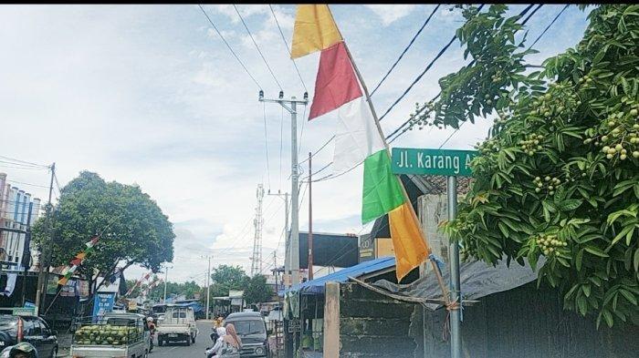 Wacana Jalan Karang Anyar akan Disulap Seperti Malioboro, ini Tanggapan Dinas Pariwisata Banjarbaru