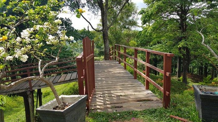 Wisata Kalsel Taman Permana Pelaihari Tanahlaut, Beraspal Mulus Cuma 4 Km dari Pusat Kota Pelaihari