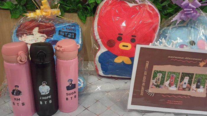 Edisi Boyband dan Girlband Untuk Cup Sleeve di Kopi Chuseyo