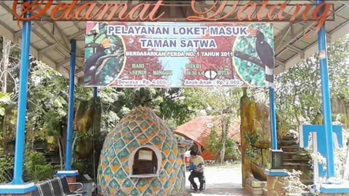 Mengenal Berbagai Jenis Binatang di Taman Satwa Jahri Saleh Kota Banjarmasin