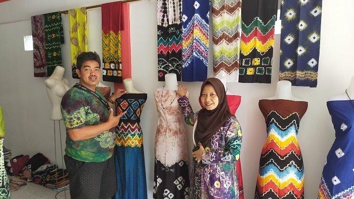 Yuk Belanja ke Pasar Sungai Jingah Banjarmasin, Bisa Lihat Pengolahan Sasirangan