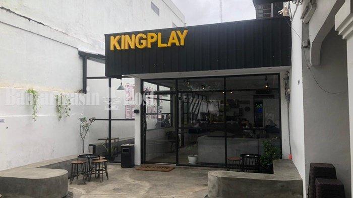 King Play Burger, Tempat Nongkrong Baru di Banjarbaru Sajikan Burger dan Varian Kopi