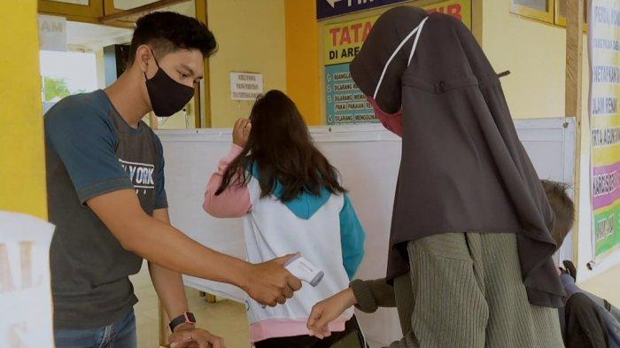 Wisata Kalsel, Jalankan Sesuai Protokol Kesehatan di Kolam Renang Tirta Agung Suryanata