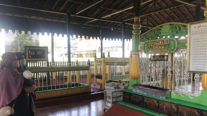 Ditutup Lebih 3 Bulan, Wisata Religi Makam Sultan Suriansyah di Banjarmasin Resmi Dibuka