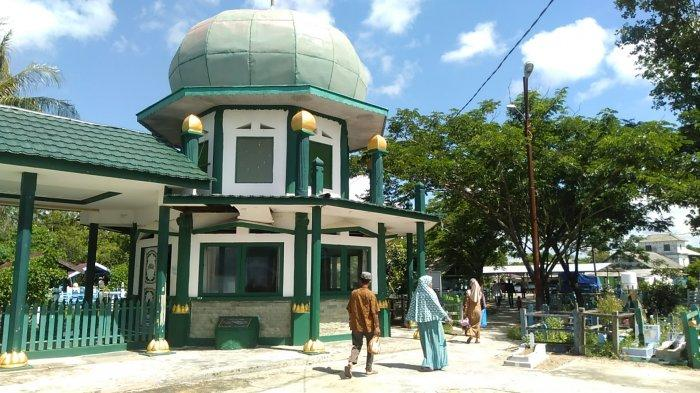 Mengunjungi Kubah Pagatan di Kabupaten Tanahbumbu, Makam Mufti Syekh Muhammad Arsyad
