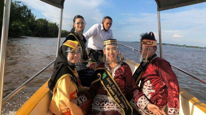 Disbudpora Rancang Konsep Perkenalkan Budaya dan Pariwisata di Kapuas