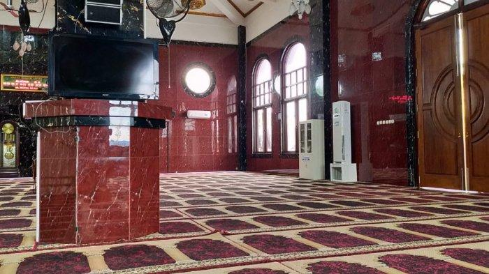 Masjid Jumhuri Aisyah Batola, Masjid Megah di Jalan Trans Kalimantan Kebanggaan Warga