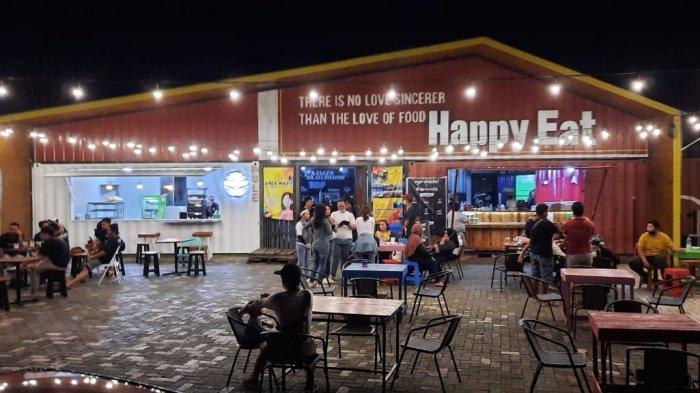 Fasilitas Hangout Anak Muda Mealbox Yang Mengusung Konsep Kafe Outdoor
