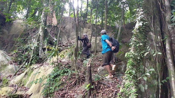 Sebelum ke Lokasi Air Terjun Sidando Balangan, Disarankan untuk Mengecek Cuaca