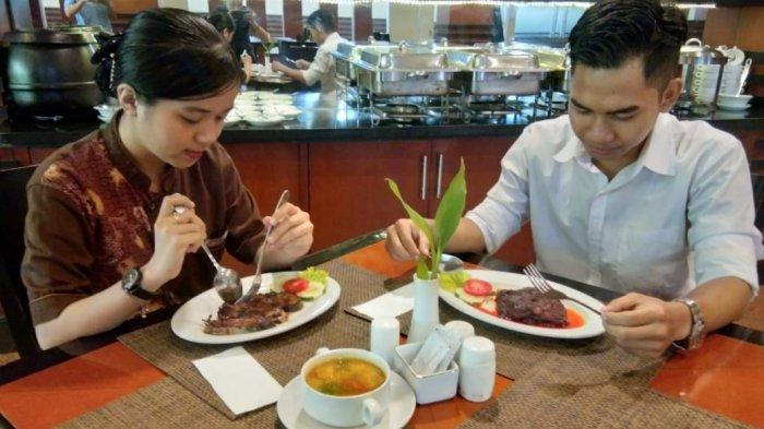 Menu-Menu Tradisional Khas Banjar di Blue Atlantic Hotel Banjarmasin