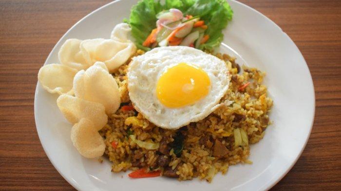 Ayo Nikmati Nasi Goreng Hati, Menu Andalan di Rustic Bistro Fave Hotel Banjarmasin