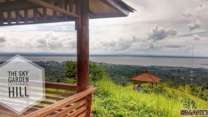 Berwisata ke Gunung Mamake, Bisa Lihat Pemandangan Ini dari Puncak