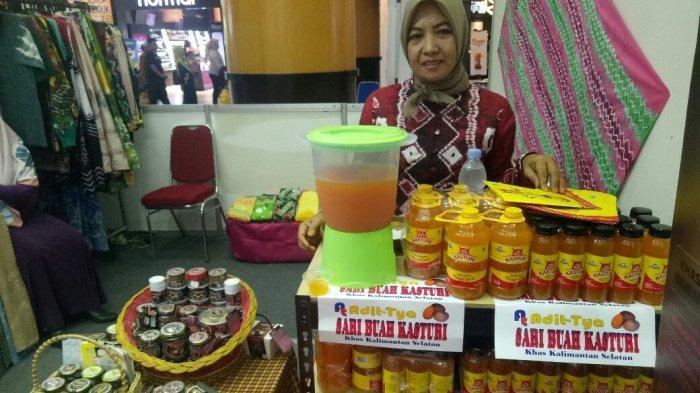 Jangan Lupa Beli Sari Buah Kasturi dari Banjarmasin, Sari Buah Asli Kalsel Cuma Rp 12.000 Per Botol