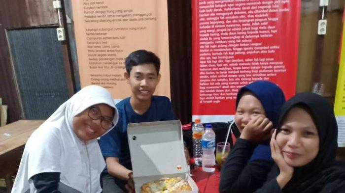 Menikmati Pizza Lokal Banjar, Pizza Rukun Asal Banjarmasin Cocok untuk Oleh-oleh Luar Daerah