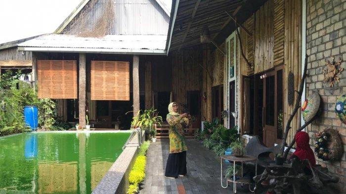 Wisata Kalsel, Berikut Hewan-hewan yang Sering Dijumpai di Rumah Alam