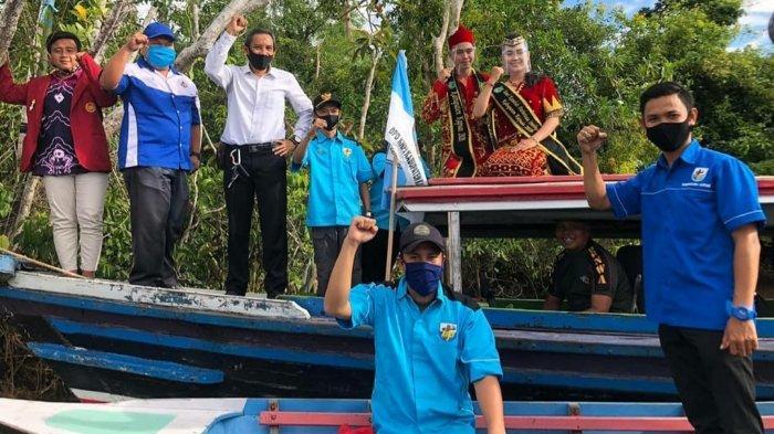 Pulau Kupang Kapuas Bisa Imbangi Wisata Pulau Kembang Banjarmasin