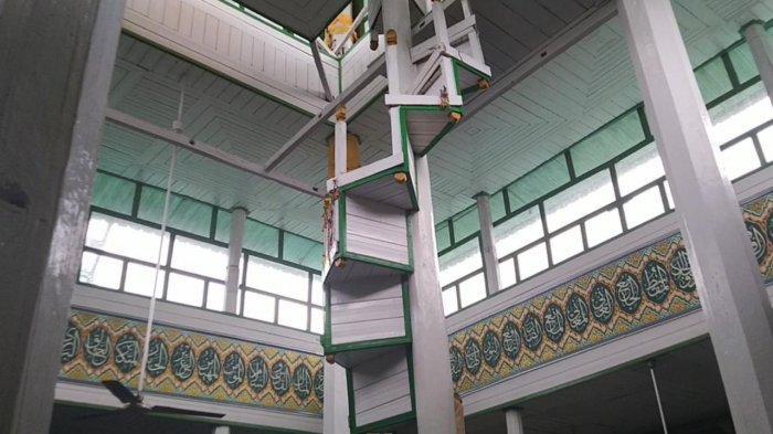 Beberapa Kali Direnovasi, Masjid Pusaka Banua Lawas Tabalong Tetap Pertahankan Bentuk Asli