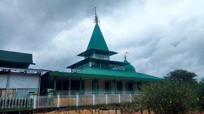 Mengenal Wisata Religi Masjid Pusaka Banua Lawas Tabalong
