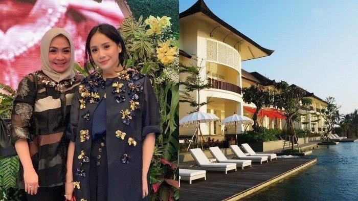 Hotel-hotel Milik Seleb Indonesia, Termasuk Rumah Luwih Ibunda Nagita Slavina