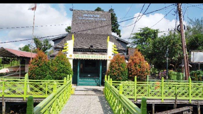 Manfaatkan Kehadiran Pengunjung Museum Wasaka, Pokdarwis Sungai Jingah Angkat Kuliner Khas Banjar