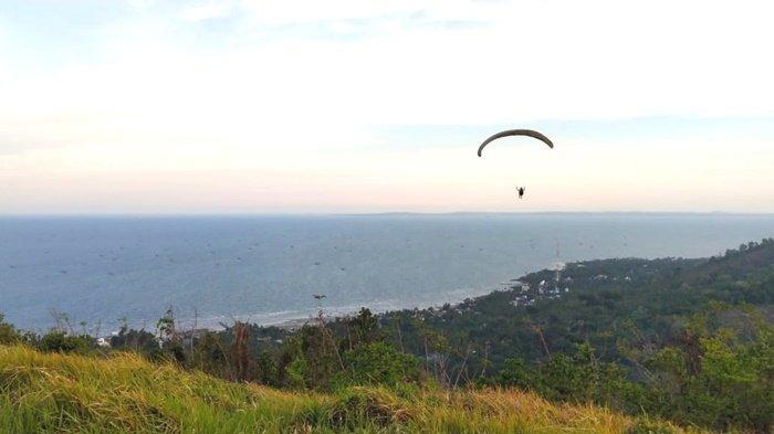 Dishut Kalsel Susun Desain Pengembangan Wisata Gunung Mamake, Asyik Buat Paralayang