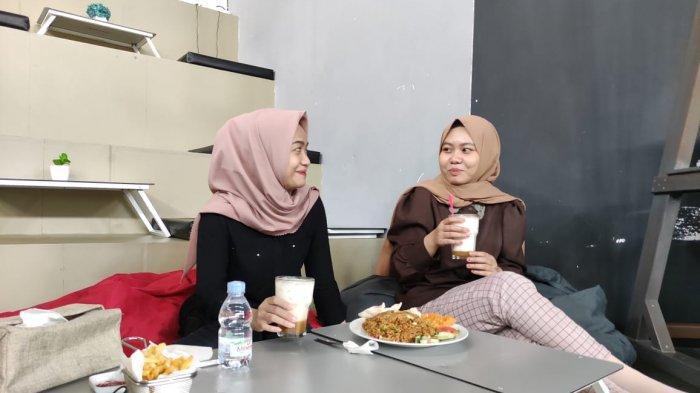 Lokasi Strategis, Me Cafe Banjarmasin Suguhkan Kuliner Kekinian