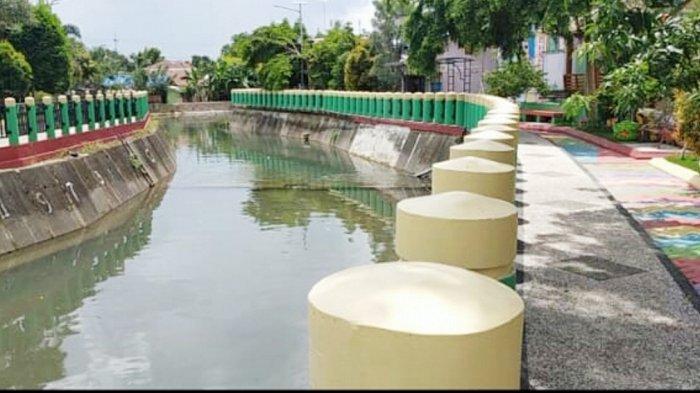 Kebersihan dan Keindahan Kampung Pelangi Banjarbaru Selalu Terjaga karena Kesadaran Warganya