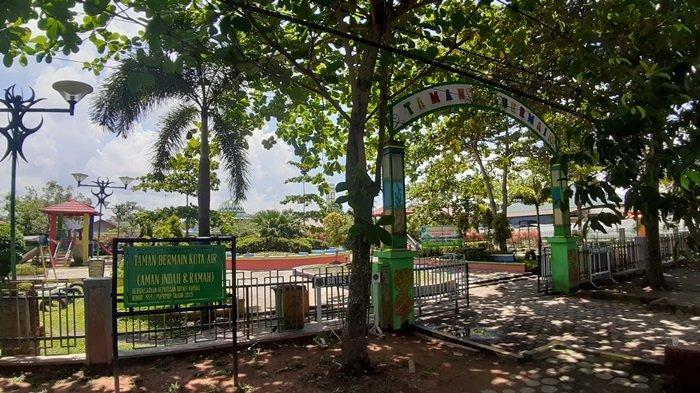 Yuk Kunjungi Taman Bermain Wisata Kalteng di Jalan Patih Rumbih Kota Kualakapuas